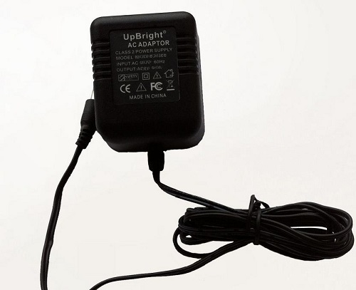 9V AC Adapter Charger Power Supply Cord wire for Alesis SR16 HR16 SR-16 HR-16 DM5 P3 M-EQ MEQ-230 A30910C Stereo Drum Machine