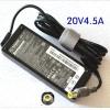 Genuine 90W Lenovo Thinkpad SL500c Original AC Adapter Charger Power Supply Cord wire