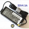 Genuine 20V IBM Lenovo 42T4422 Original AC Adapter Charger Power Supply Cord wire