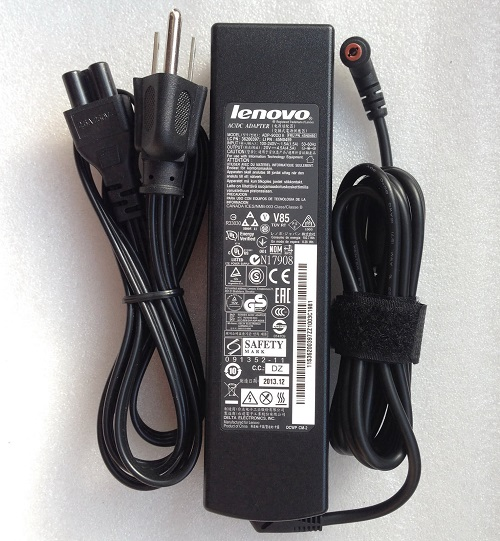 Genuine Lenovo Ideapad G555 Y450 90w Original Ac Adapter