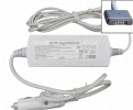 Apple MacBook Pro MD831LL/A 15.4 inch Laptop 85W Car-Charger Adapter Power Supply Cord wire