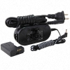 Canon IS Digital ACK-DC10 AC Adapter Power Supply Cord wire Battery camera Charger